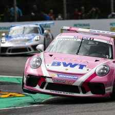 Ammermuller claims pole in Monza