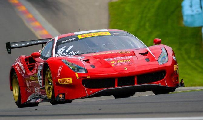 Vilander e Ferrari campioni