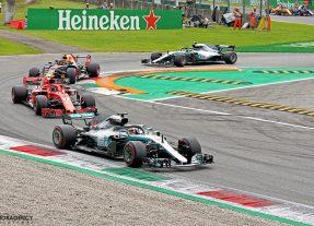F1 a Monza, lo spettacolo di Bonoragency