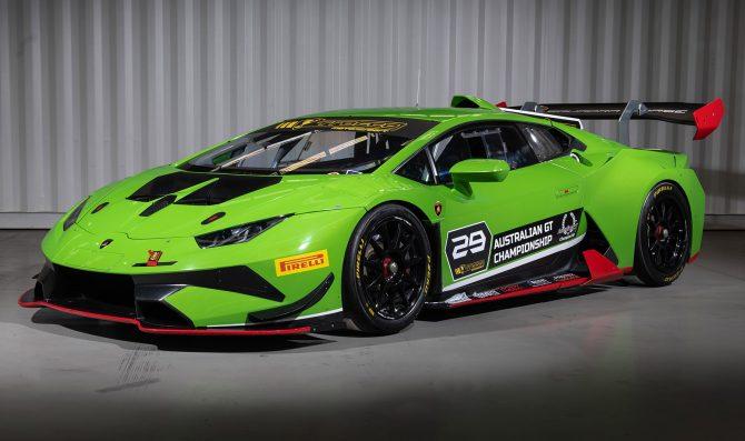 Super Trofeo Evo lands in Australia