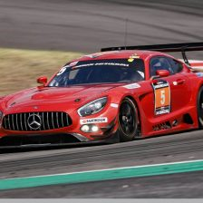 Mercedes on pole at 24H Barcelona