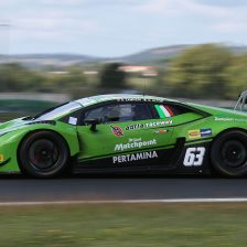 Vallelunga: Lambo davanti in qualifica