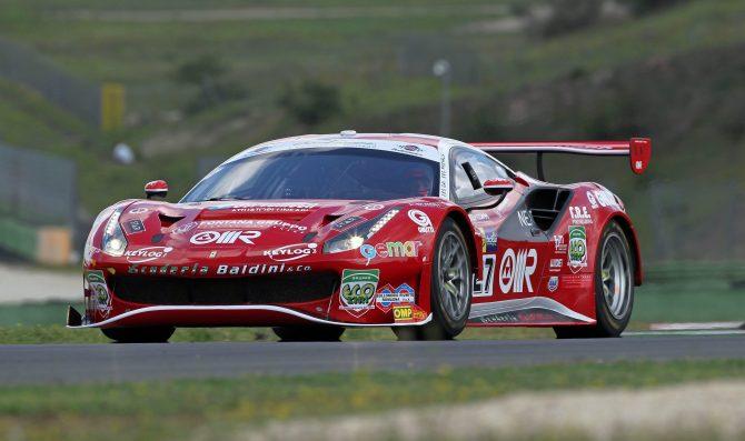 Ferrari risponde: primi Gai-Fisichella