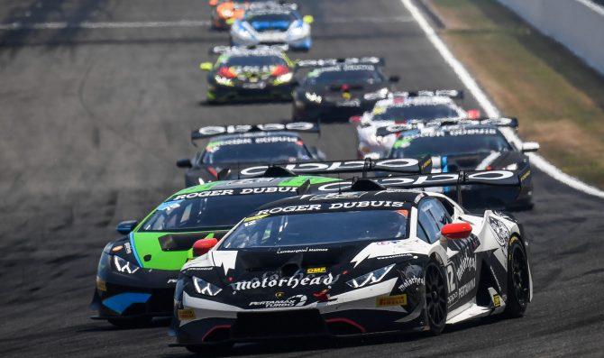 Al Nurburgring tornano le Lamborghini