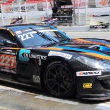 Nova Race seconda in GT4