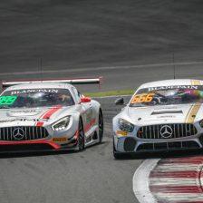 Mercedes on top in Shanghai practice