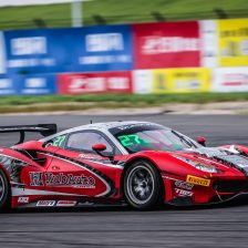 A Shanghai vittoria della Ferrari