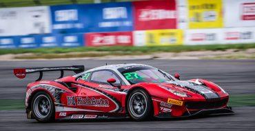 Quinta pole di Schumacher