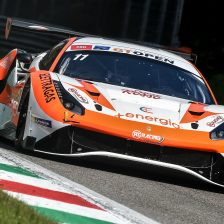 Home pole for Di Amato