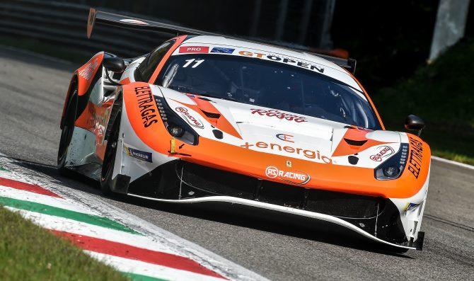 Monza: Di Amato, prima pole