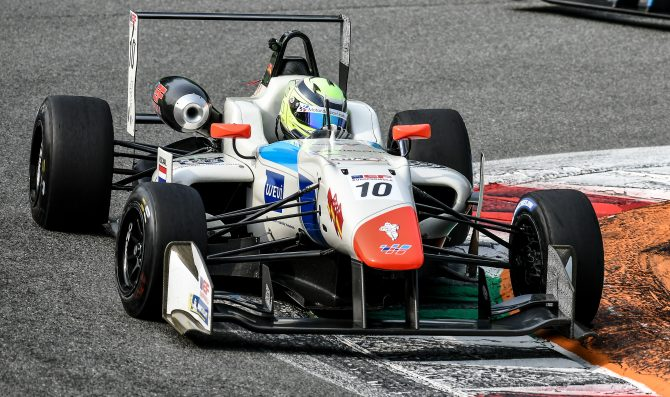 Viscaal in pole a Monza