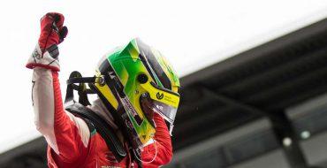 Monza: Rueda-Saravia in Gara 1