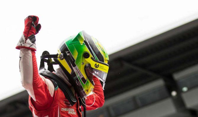 Tris di pole per Schumacher