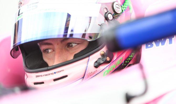 David Schumacher debutta con RP