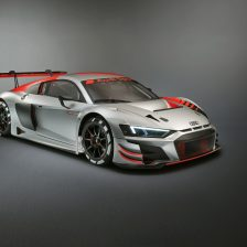 New Audi R8 LMS Evo unveiled