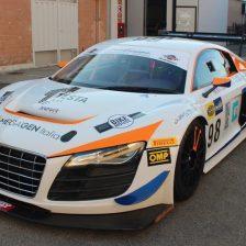 Marchetti debutta in GT3