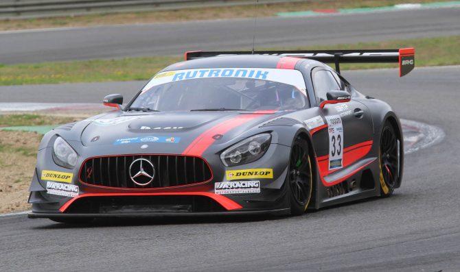 Vettel junior debutta in GT3