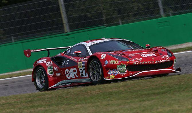 A Monza doppia pole delle Ferrari