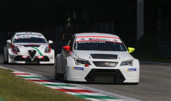 Monza, in pole Stefanovski