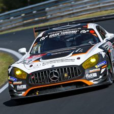 VLN: doppietta Mercedes