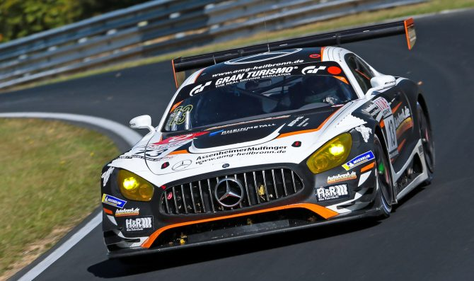 Assenheimer, Baumann lead Mercedes one-two