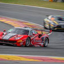Vittoria Ferrari a Ningbo