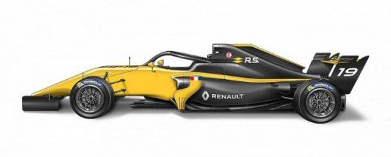 F.Renault calendar announced