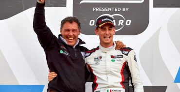 Matteo Pollini in trionfo