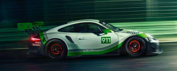 Dinamic debutta nel Blancpain GT Endurance con una Porsche