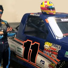 Davide Amaduzzi back to Super Truck competition at Tucson