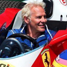 Villeneuve nel GT con la Ferrari 27