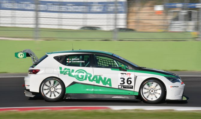 RS+A nel TCR Endurance