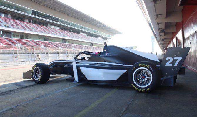 US Racing nel Formula Regional