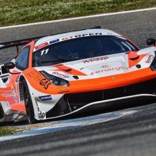 Di Amato e Vezzoni con RS Racing-CDP