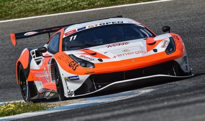 Di Amato e Vezzoni con RS Racing-CDP