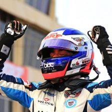 Chadwick wins MRF Challenge