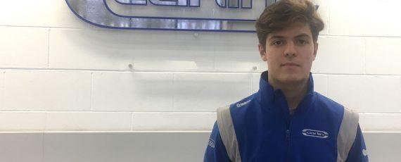 Drugovich joins Carlin for FIA F3 Championship