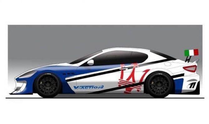 Arrivano le Maserati di V-Action
