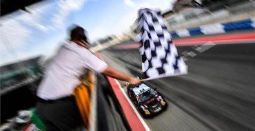 Target Racing a segno a Dubai