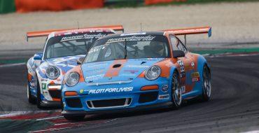 Ferrari e Rosso con Antonelli
