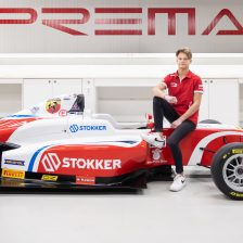 Paul Aron joins team Prema
