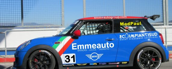 Melatini Racing: ecco Silvestrini