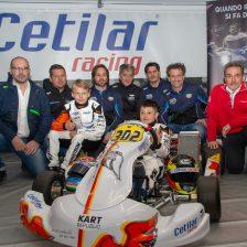 Nasce il progetto Cetilar Performance
