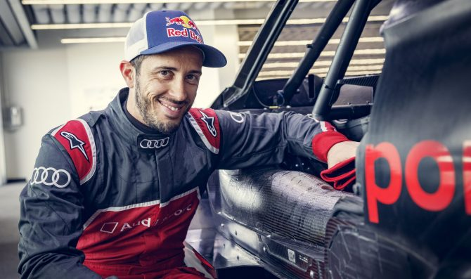 DTM heads to Misano as Dovizioso makes his series' debut