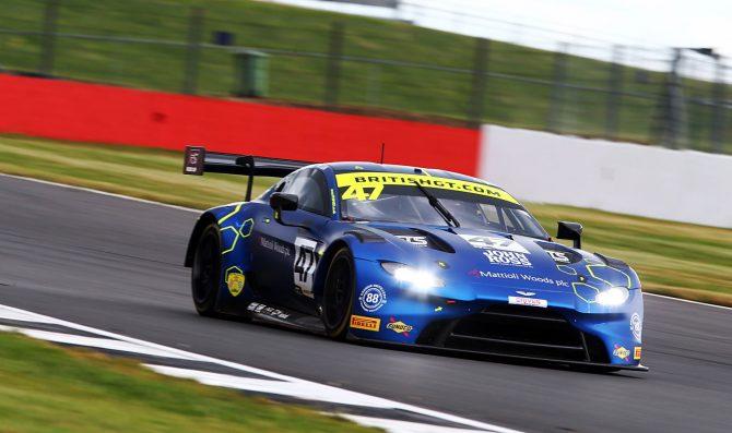 Davidson/Adam put Aston on pole
