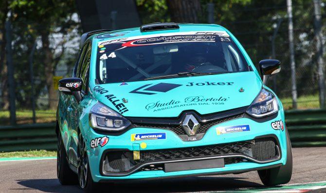 Clio: a Monza il terzo round