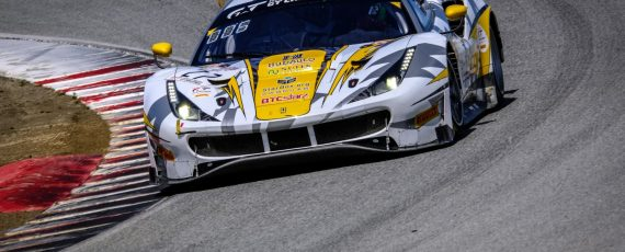 Cassidy, Serra join Foster for HubAuto' 24 Hours Spa assault