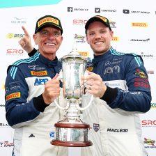 Loggie/MacLeod claim Silverstone 500 victory