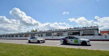 Umore OK per Cetilar Racing