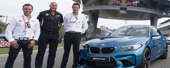 Capirossi ospite BMW a Imola